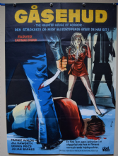 Haunted House of Horror Danish Film Poster
